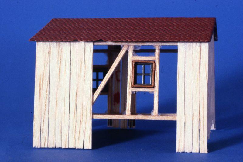 holz geb ude. Black Bedroom Furniture Sets. Home Design Ideas