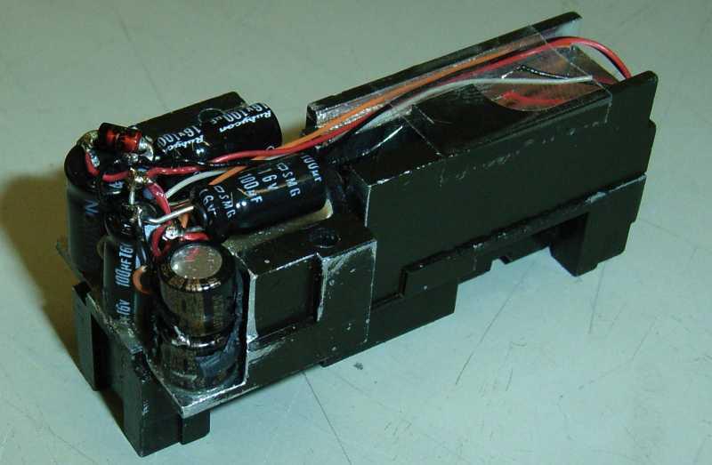 kondensatoren in reihe berechnen